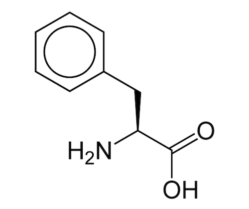 Fenylalanin