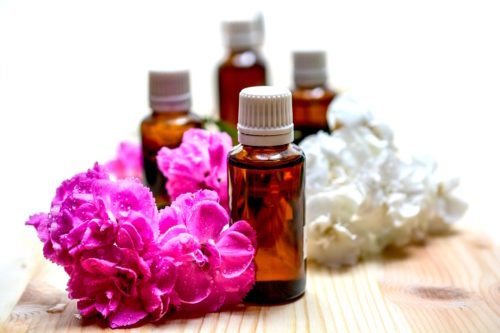 Upplyftande eteriska oljor - aromaterapi