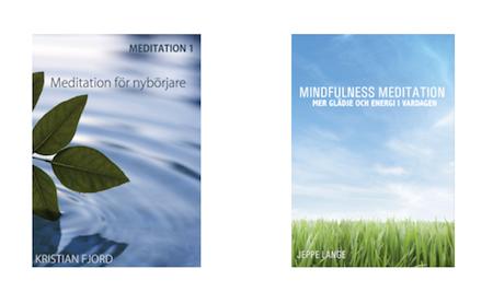 Ljudböcker om meditation