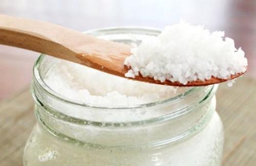Gora egen saltskrubb