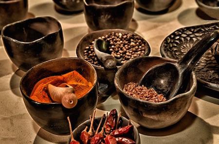 Köpa ekologiska kryddor