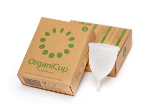 Köpa menskopp - organiccup menskopp