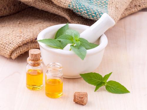 Eteriska oljor med dofter som höjer välbefinnandet
