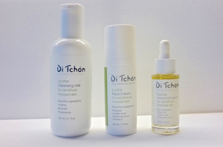 Di Tchons ekologisk hudvård