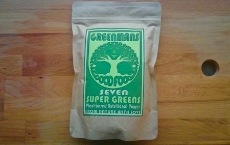 Seven super greens