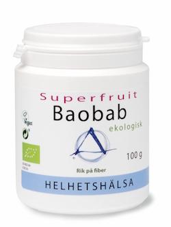 Baobab pulver