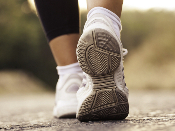 Hälsofördelar med att promenera