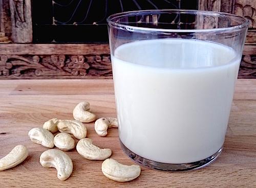Recept cashewmjölk