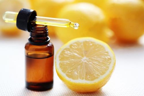 Eterisk citronolja för att öka koncentrationen och inlärningsförmågan.