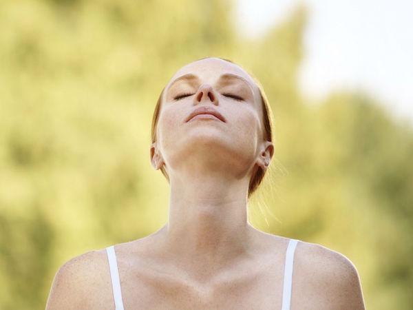 Medveten andning för hälsan