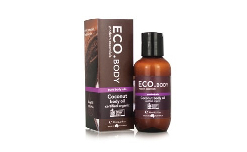 eco modern essentials kokos kroppsolja