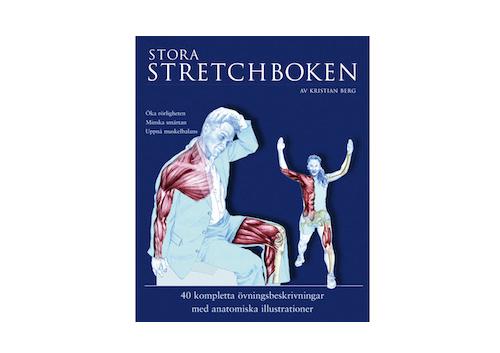 Stora stretchboken av Kristian Berg