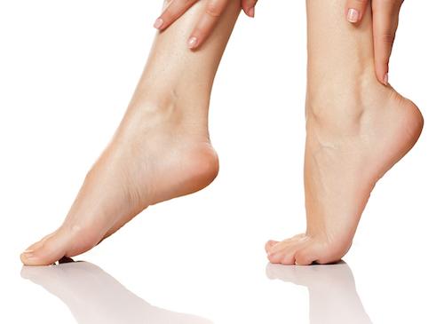 3 enkla fotvårdstips för fina fötter