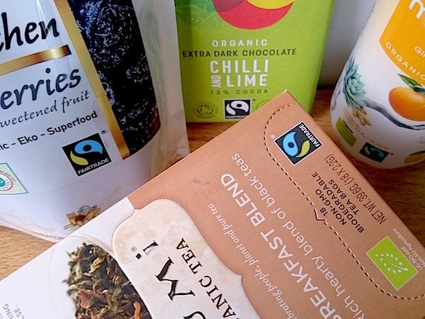 Fairtrade i varje kundvagn