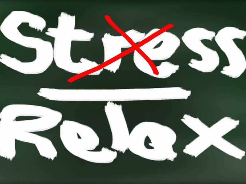 Kosttillskott vid stress