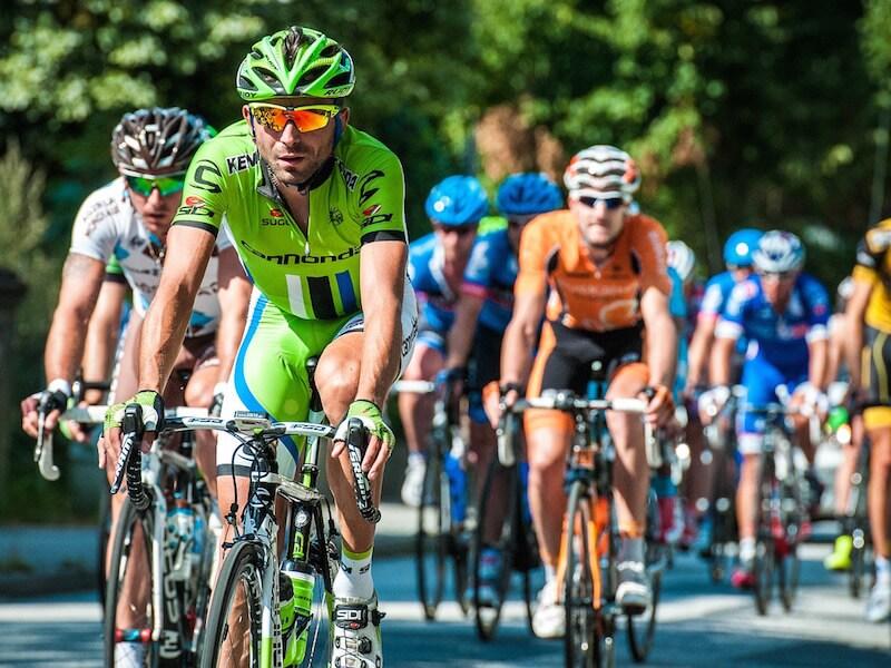 Cykling som träningsform