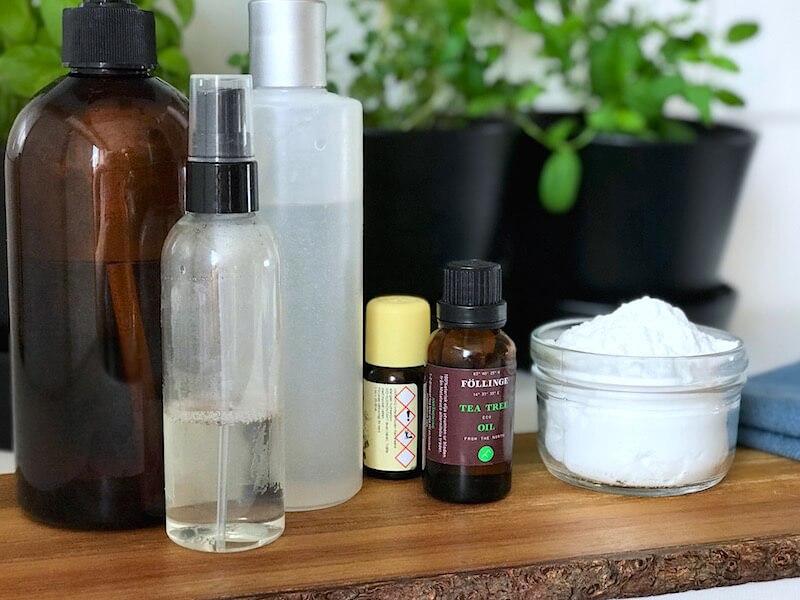 Gör dina egna miljövänliga och giftfria städprodukter