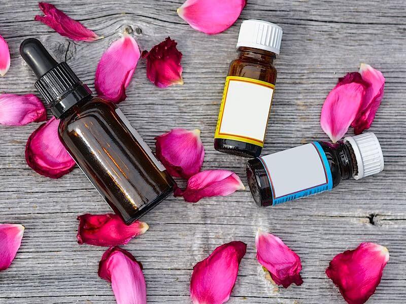 Fem dofter som balanserar ditt sinne