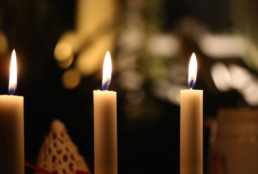 Fel val av levande ljus kan skada din hälsa