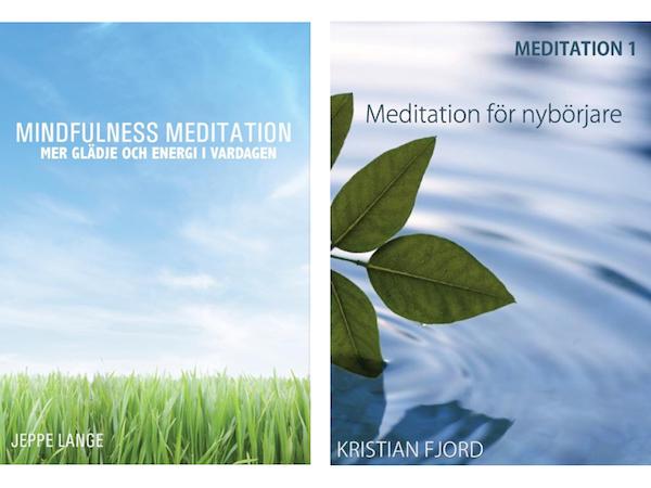 Ljudböcker för meditation