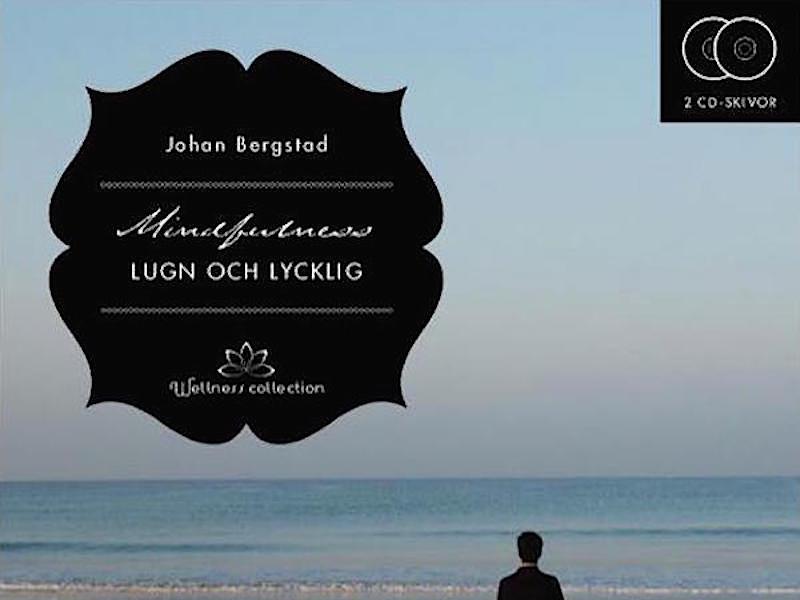 """Ljudboken """"Mindfulness – Lugn och lycklig"""""""