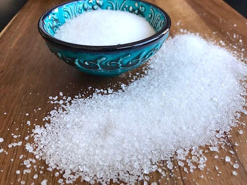 Fyll på med magnesium genom epsomsalt