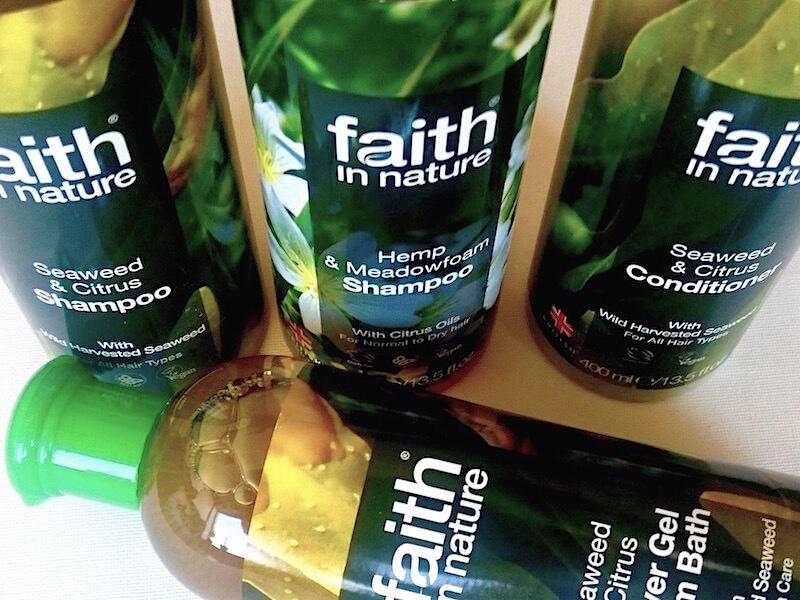 Naturlig hårvård från Faith in Nature