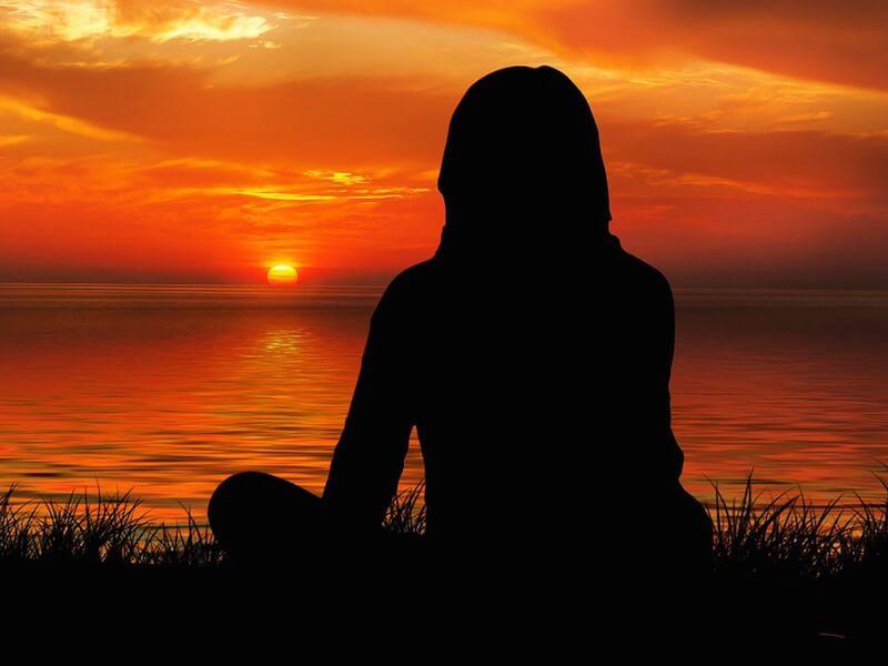 Meditation får hjärnan att åldras långsammare