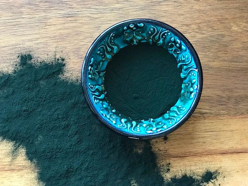 """Spirulina """"den gröna mirakelalgen"""""""