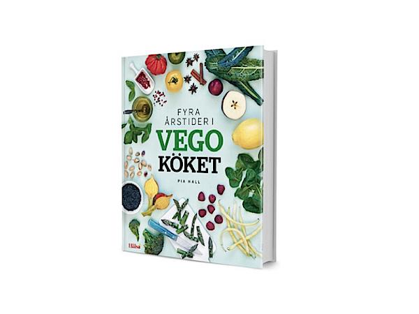 """Var med och tävla om boken """"Fyra årstider i vegoköket"""""""