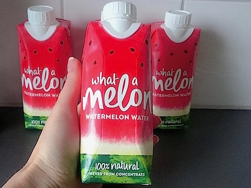 Hälsodrycken What a melon
