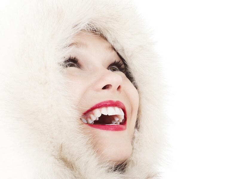 En naturlig metod för vitare tänder