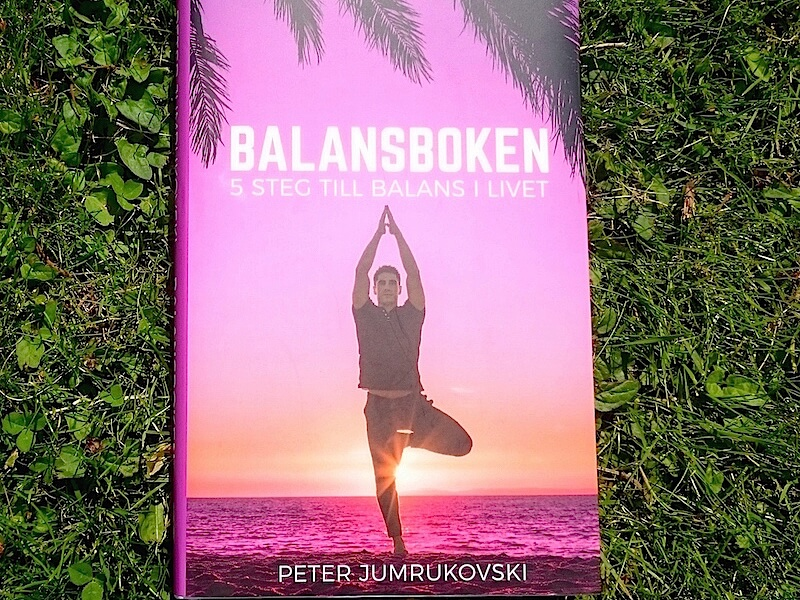 Balansboken – 5 steg till balans i livet
