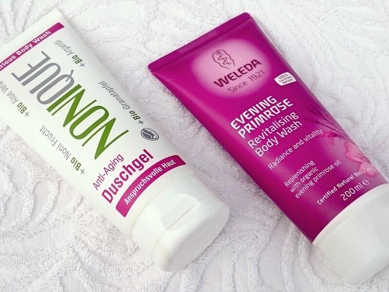 Ekologisk anti-aging duschkräm