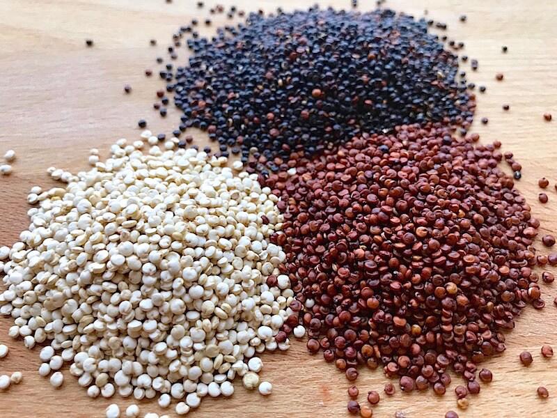 Quinoa - både gott och nyttigt