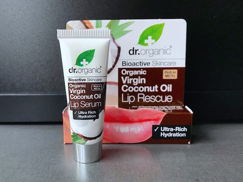 Dr. Organic Virgin Coconut Oil Lip Serum