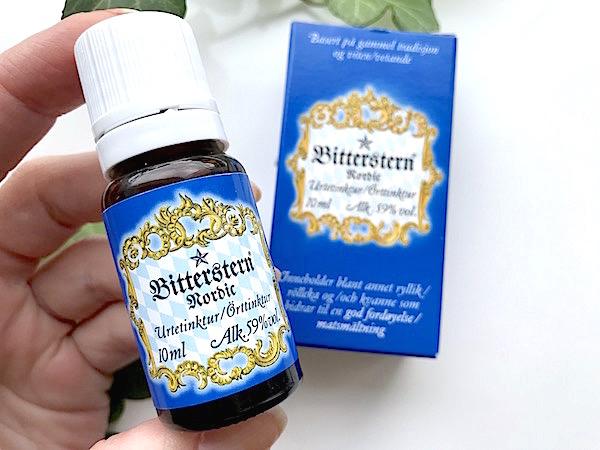 Bitterstern - Bitterörter för magen