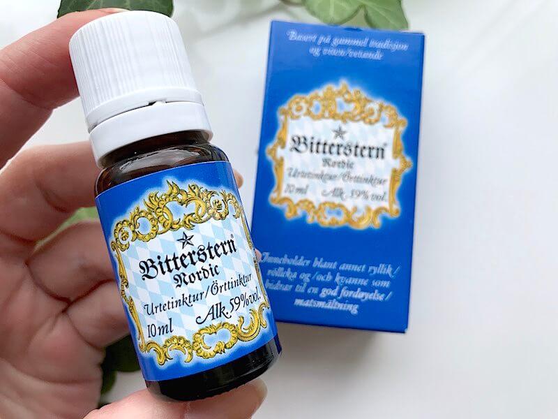 Bitterstern – Bitterörter för magen