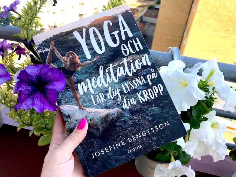 """Boktips! """"Yoga och meditation"""""""