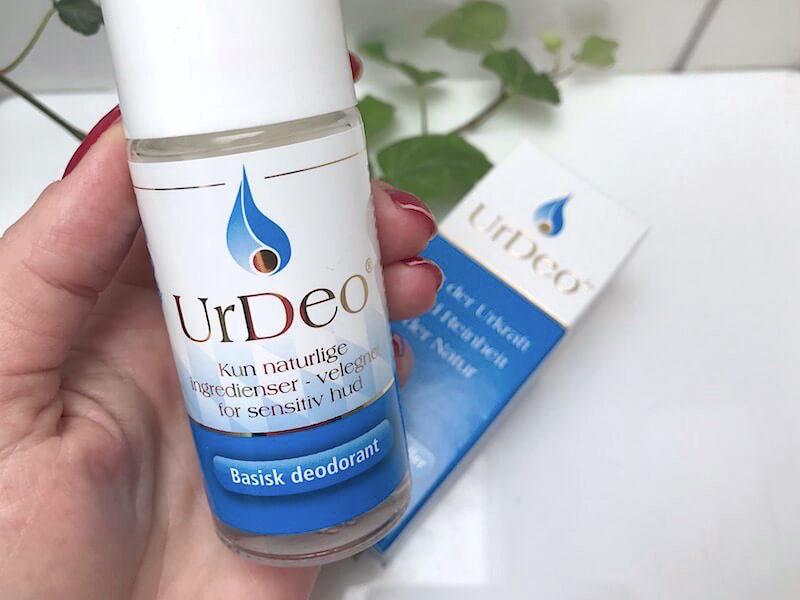 UrDeo - En naturlig och basisk deodorant