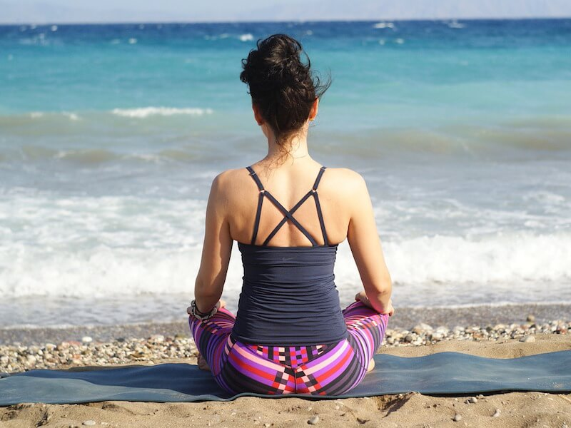 5 minuters antistress-meditation