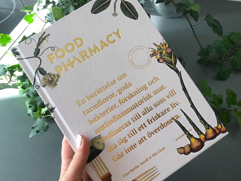 "Boktips! ""Food Pharmacy"""