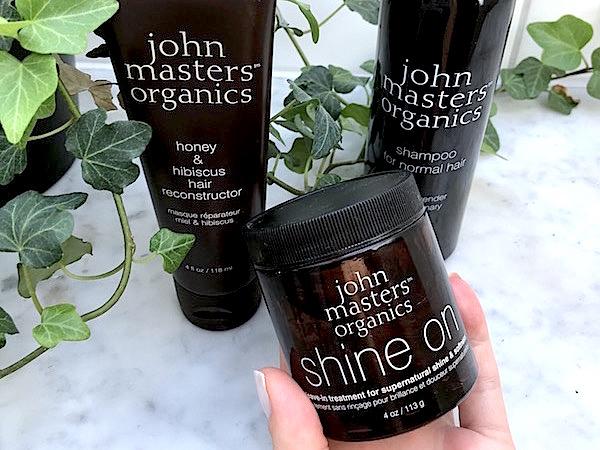 John Masters Organics hårvårdsprodukter