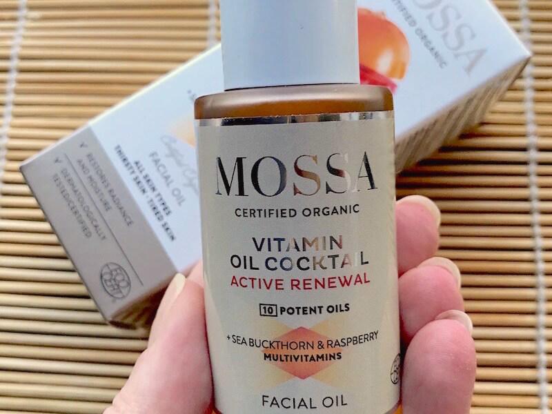 Mossa Vitamin Cocktail Facial Oil