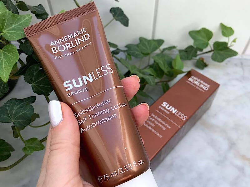 Annemarie Börlind Sunless Bronze
