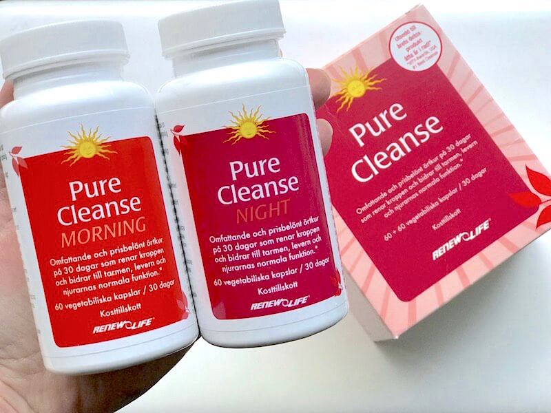 Pure Cleanse detoxkur