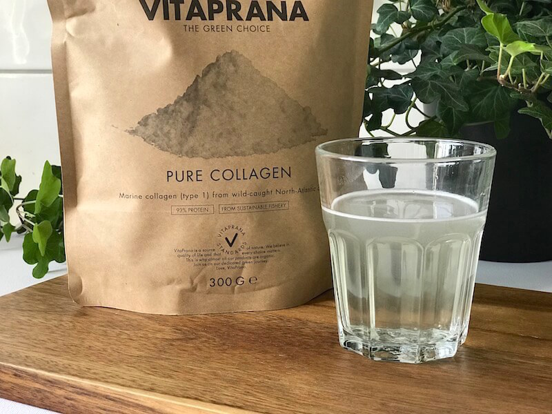 Pure Collagen med marint kollagen typ 1