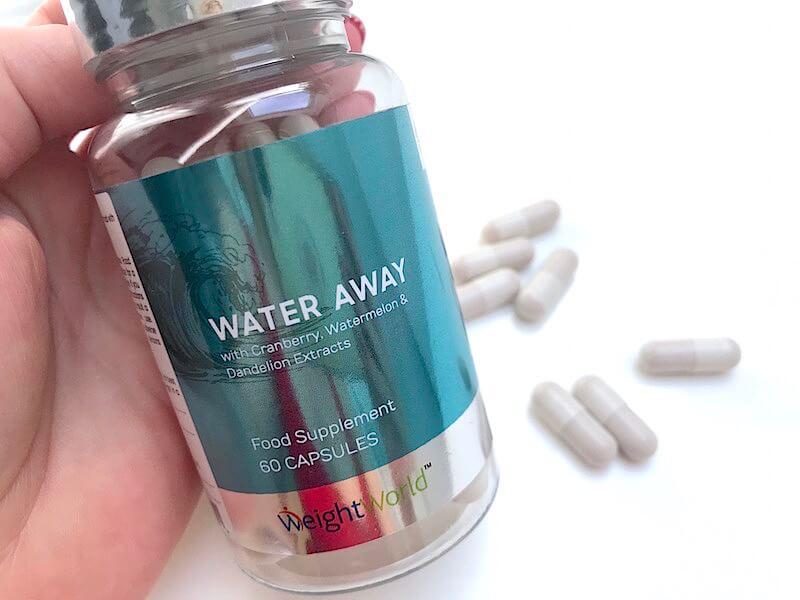 Water Away - en vätskedrivande örtkur
