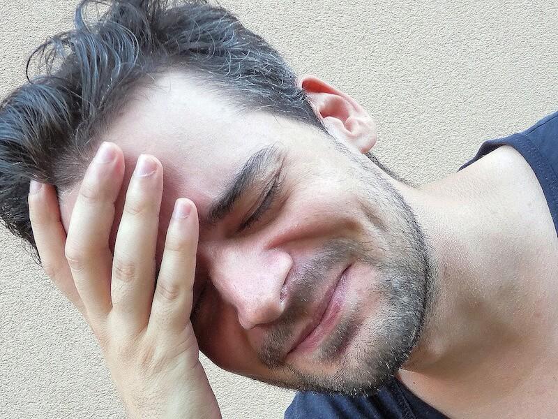 Naturlig hjälp vid spänningshuvudvärk