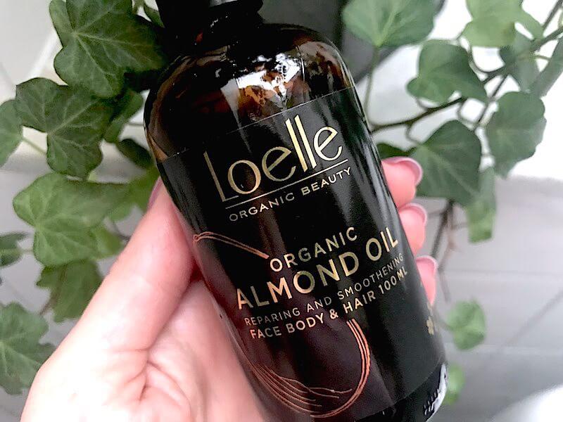 Mandelolja för hud, hår och naglar